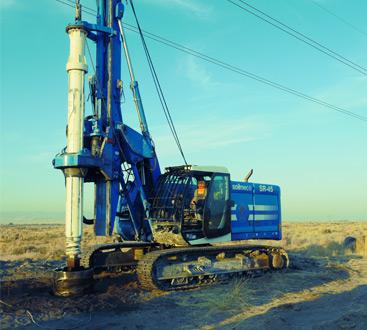 New Drilling Equipment